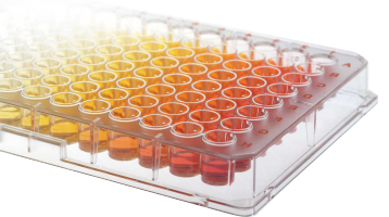 Microtiter plate for stem cell assays